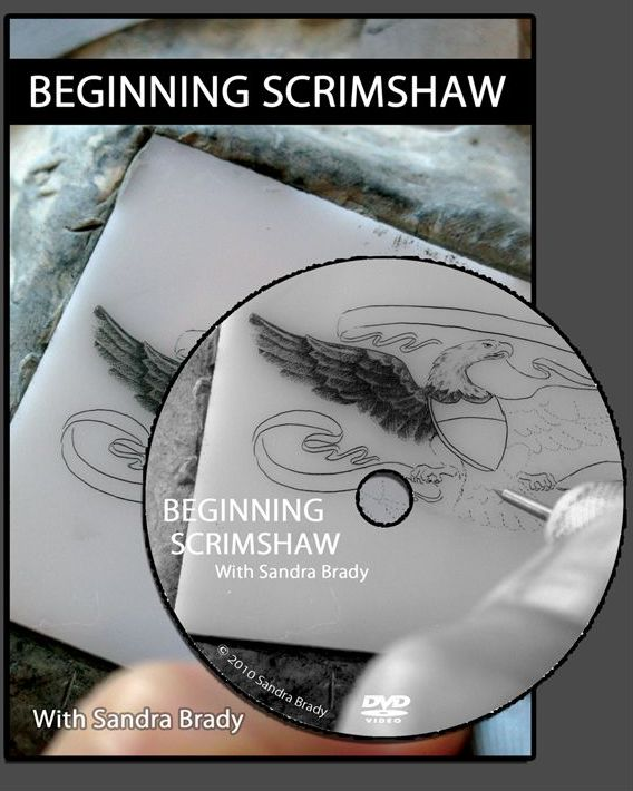 How to scrimshaw 1