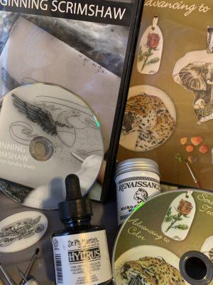 Scrimshaw DVDs and Supplies