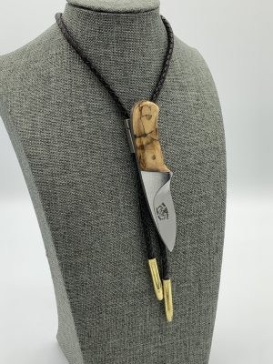 Mammoth tooth knife bolo