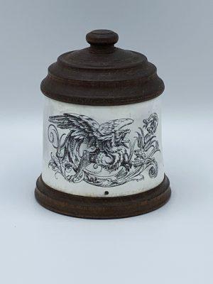 tobacco or trinket box