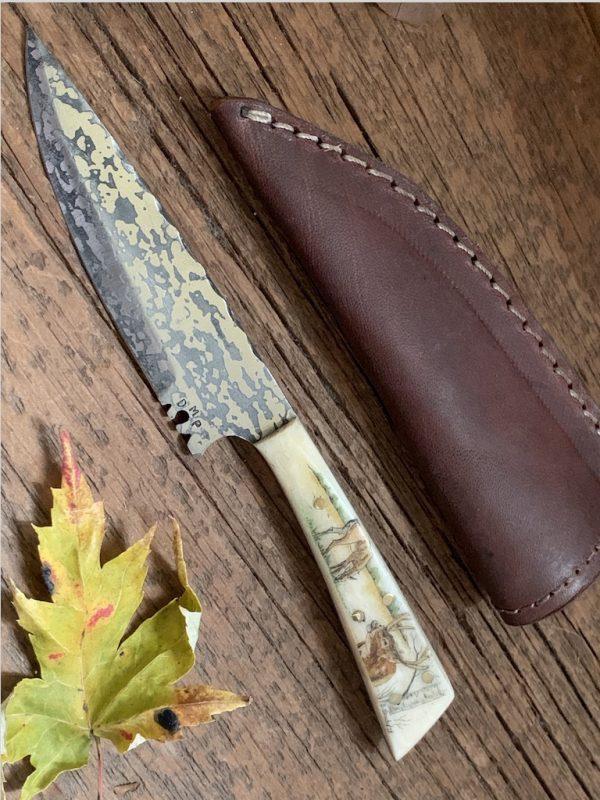 DMP hand made knife