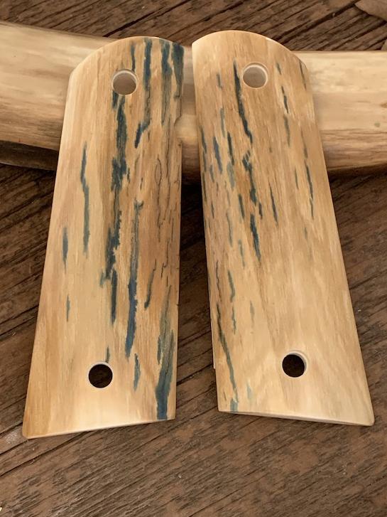 mammoth custom grips